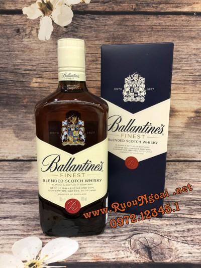 Rượu Ballantine's Finest