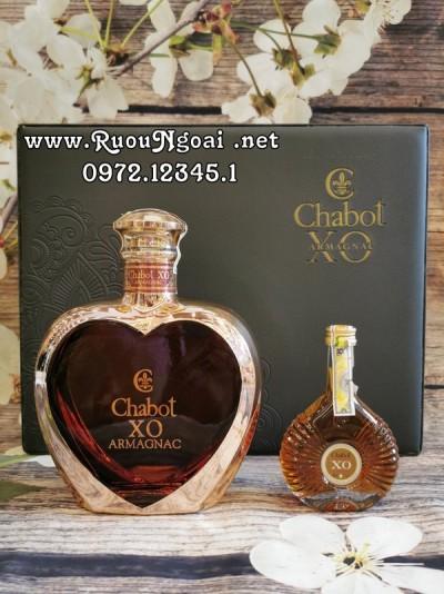 Rượu Armagnac Chabot XO