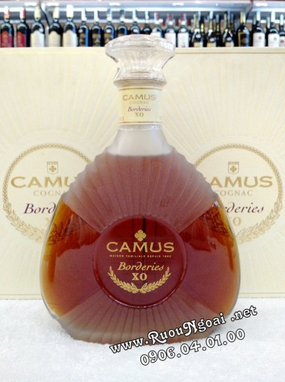 Rượu Camus XO Borderies