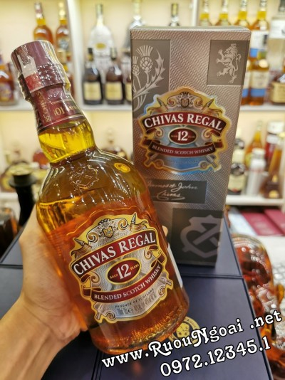 Rượu Chivas 12YO