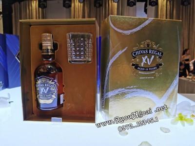 Rượu Chivas XV - Hộp Quà 2020