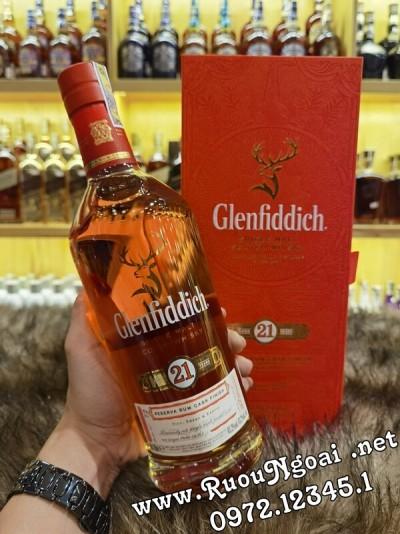 Rượu Glenfiddich 21 Năm