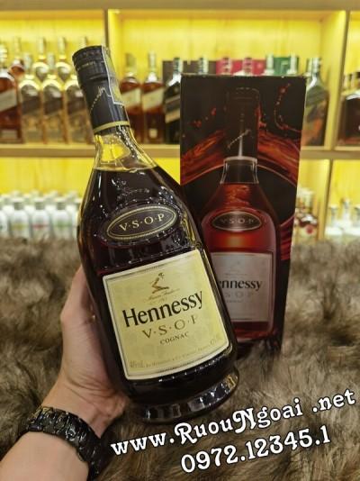 Rượu Hennessy VSOP 1000ml