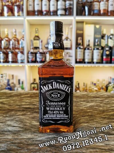 Rượu Jack Daniel's Old No.7