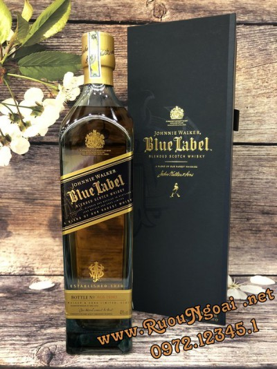 Rượu JW Blue Label