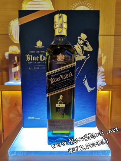 Rượu JW Blue Label - Hộp Quà 2020