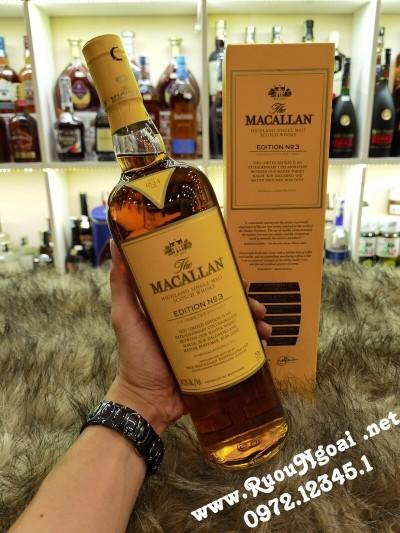 Rượu Macallan No3