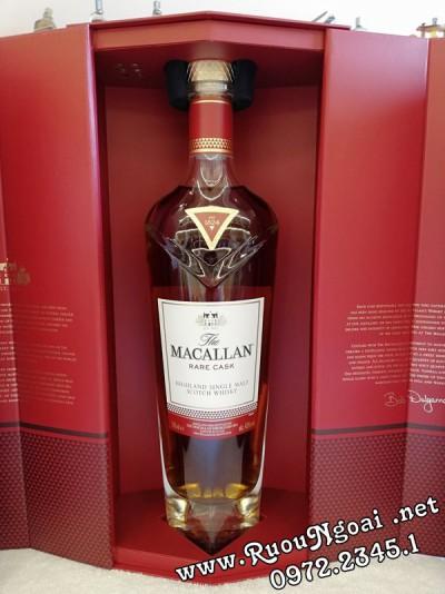 Rượu Macallan Rere Cask