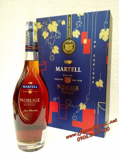 Rượu Martell Noblige - Hộp Quà