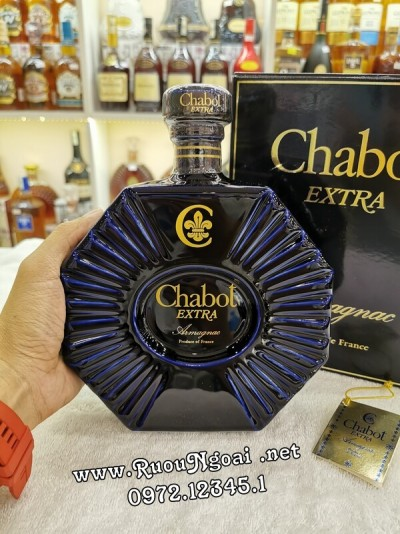 Rượu Chabot Armagnac Extra Phiên Bản Giới Hạn