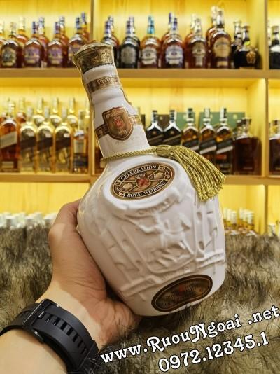 Rượu Chivas 25 Trắng 1993