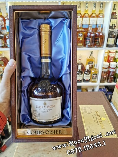 Rượu Couvorsier Napoleon Champagne