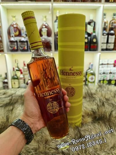 Rượu Hennessy Kenzo Yellow 350ml