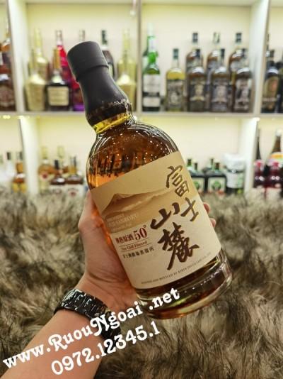 Rượu Whisky Fuji Sanroku 50 độ