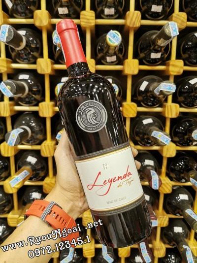 Rượu vang Leyenda Del Togni