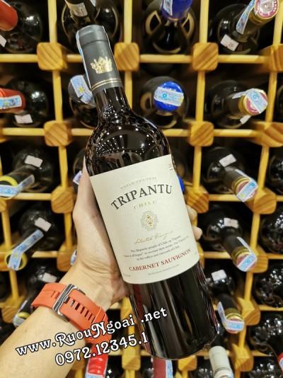 Rượu Vang Tripantu Cabernet Sauvignon