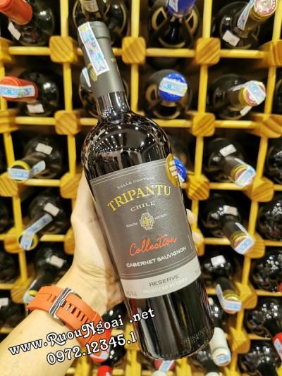 Rượu vang Tripantu Reserve Cabernet Sauvignon