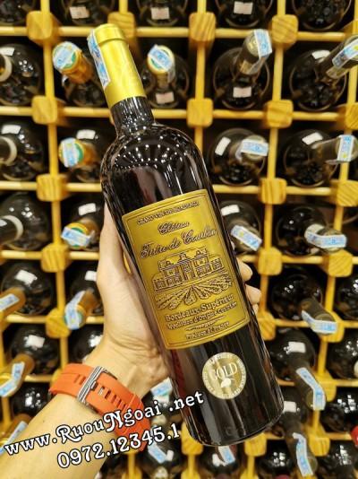 Rượu vang Chateau Tertre de Courban