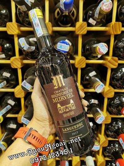 Rượu vang Chateau Seigneurie De Murviel Collection