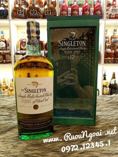 Rượu Singleton 12 Năm Hộp Quà 2021