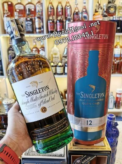 Rượu Whisky Singleton 12YO - 2020