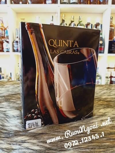 Rượu Vang Chile Quinta Las Cabras