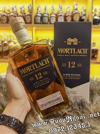 Rượu Mortlach 12 Năm
