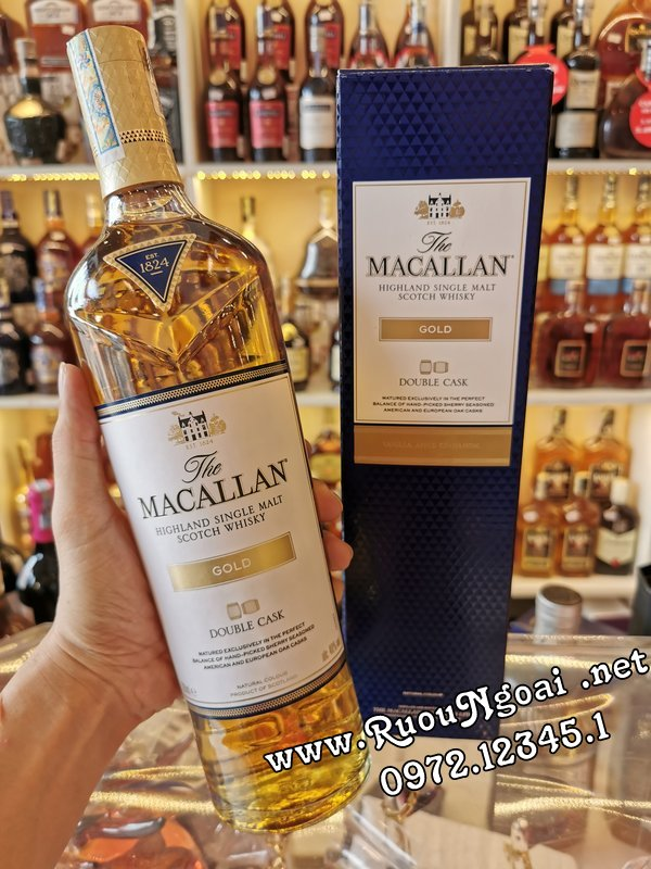 macallan gold uk 1
